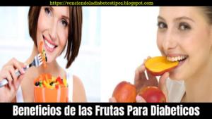 frutas para diabeticos e hipertensos