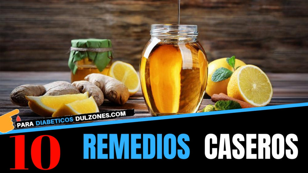 remedios caseros para la diabetes y presionar alta