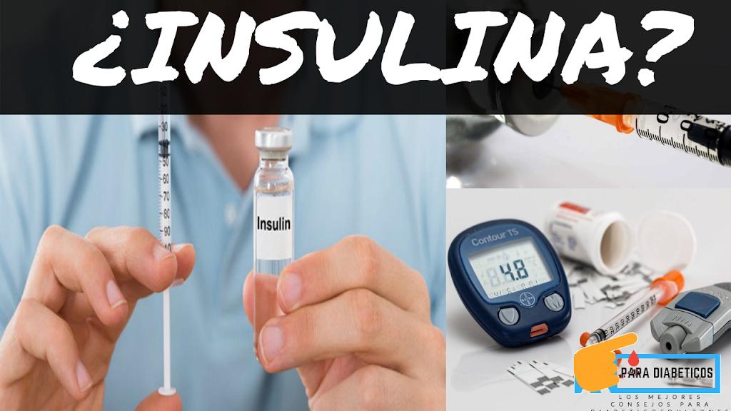 pro y contras de la insulina
