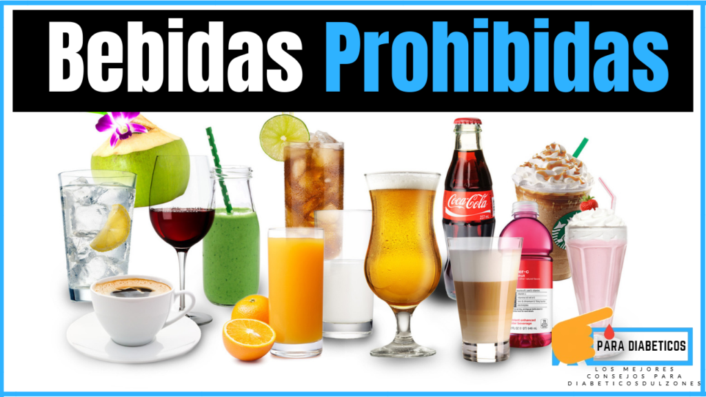 bebidas prohibidas para diabeticos tipo 2