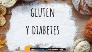 gluten y diabetes