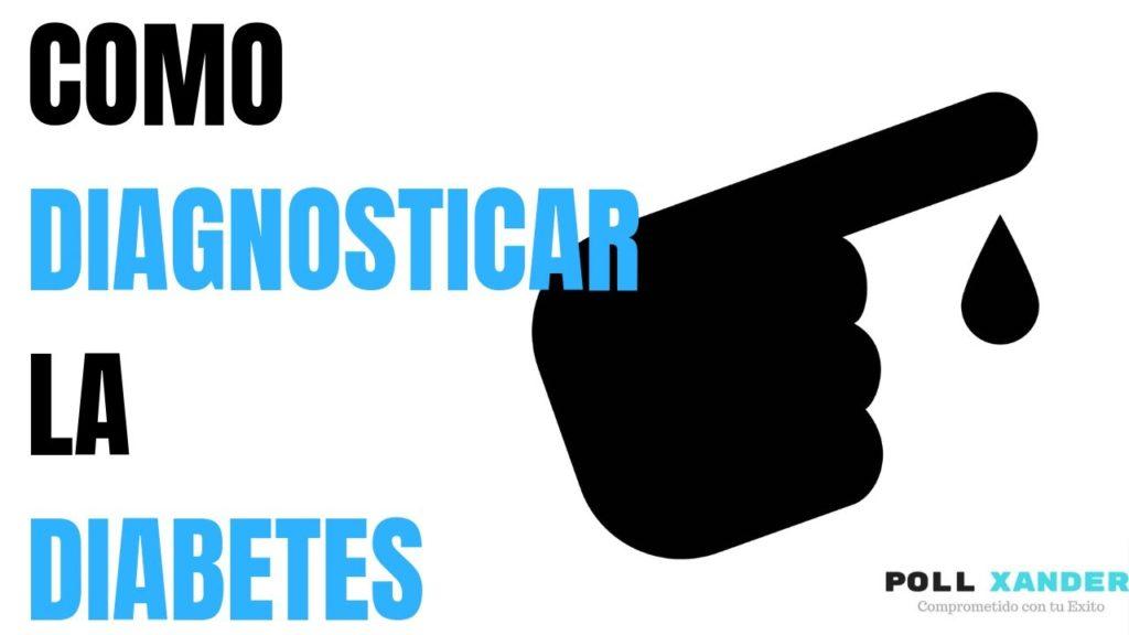 como saber si tengo diabetes en un examen de sangre