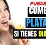 platanos y diabetes