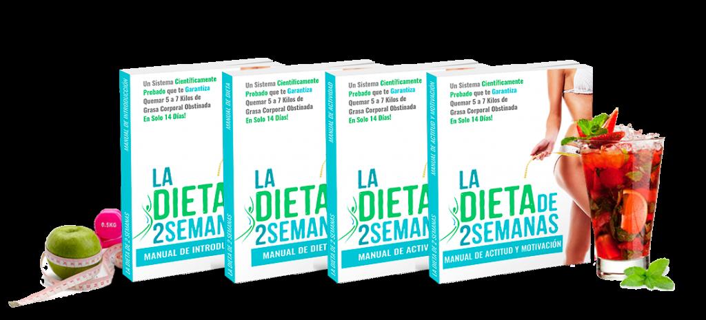 dieta 2 semanas
