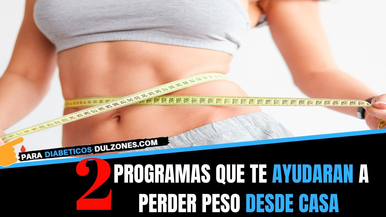 Revision:2 programas de perdida de peso instantaneo