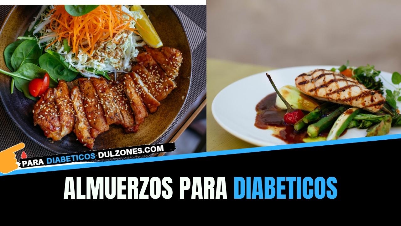 almuerzos saludables para diabeticos tipo 2