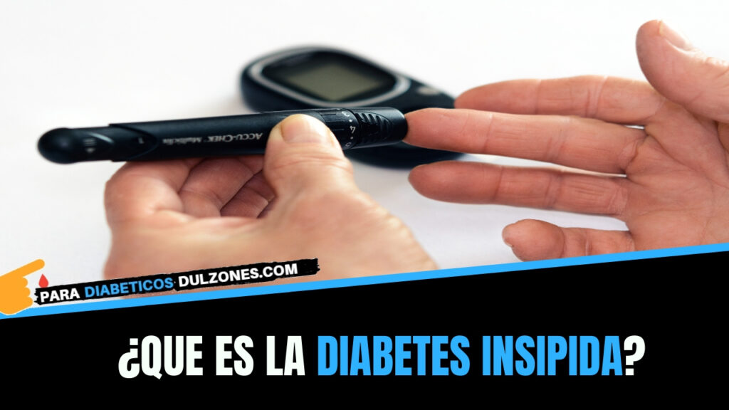 que es la diabetes insipida