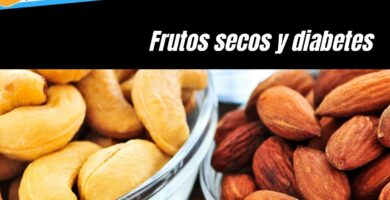 Frutos secos y diabetes
