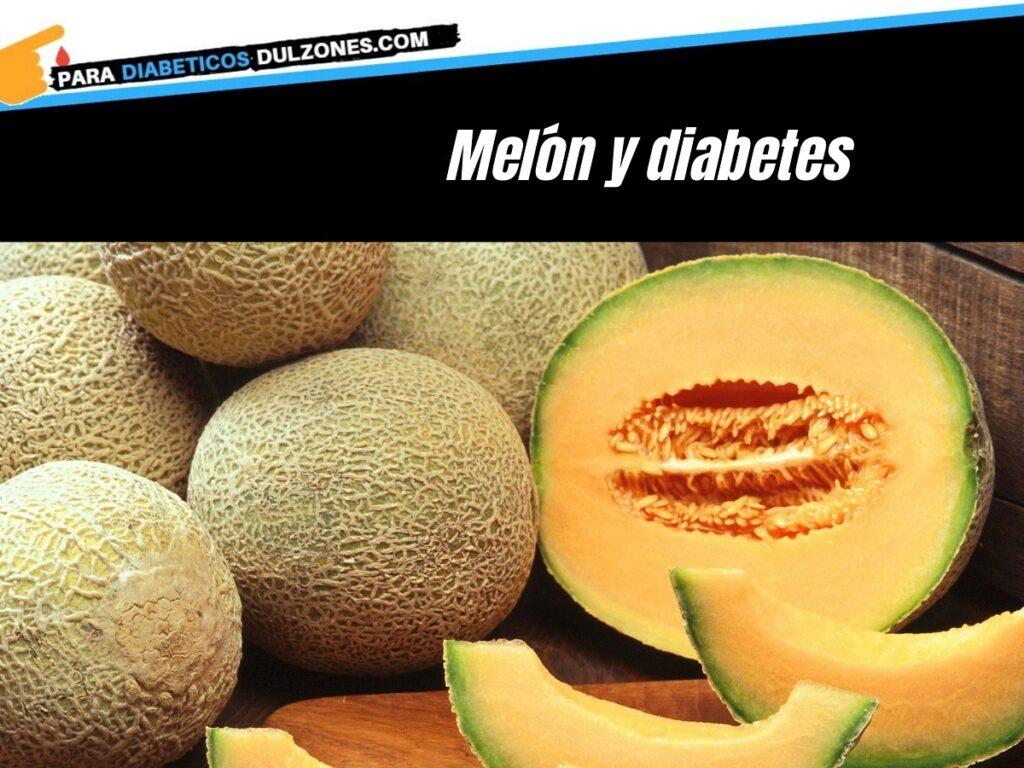 Melón y diabetes