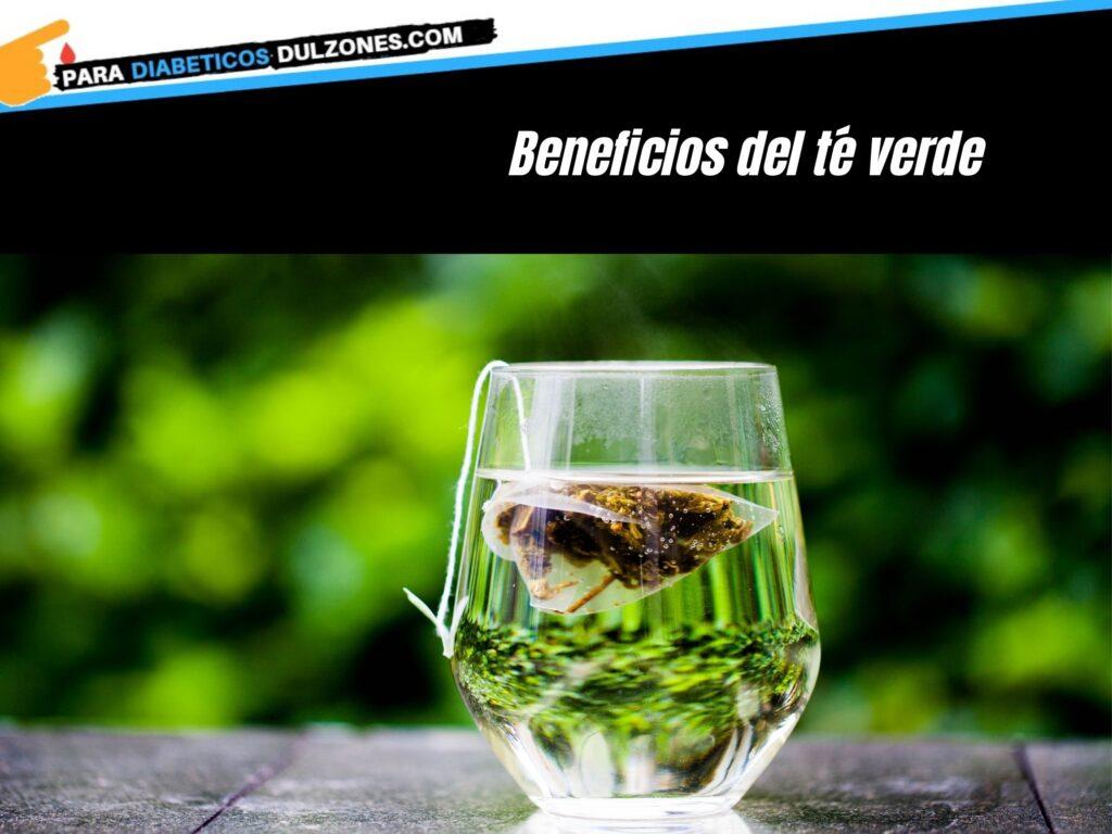 Beneficios del te verde