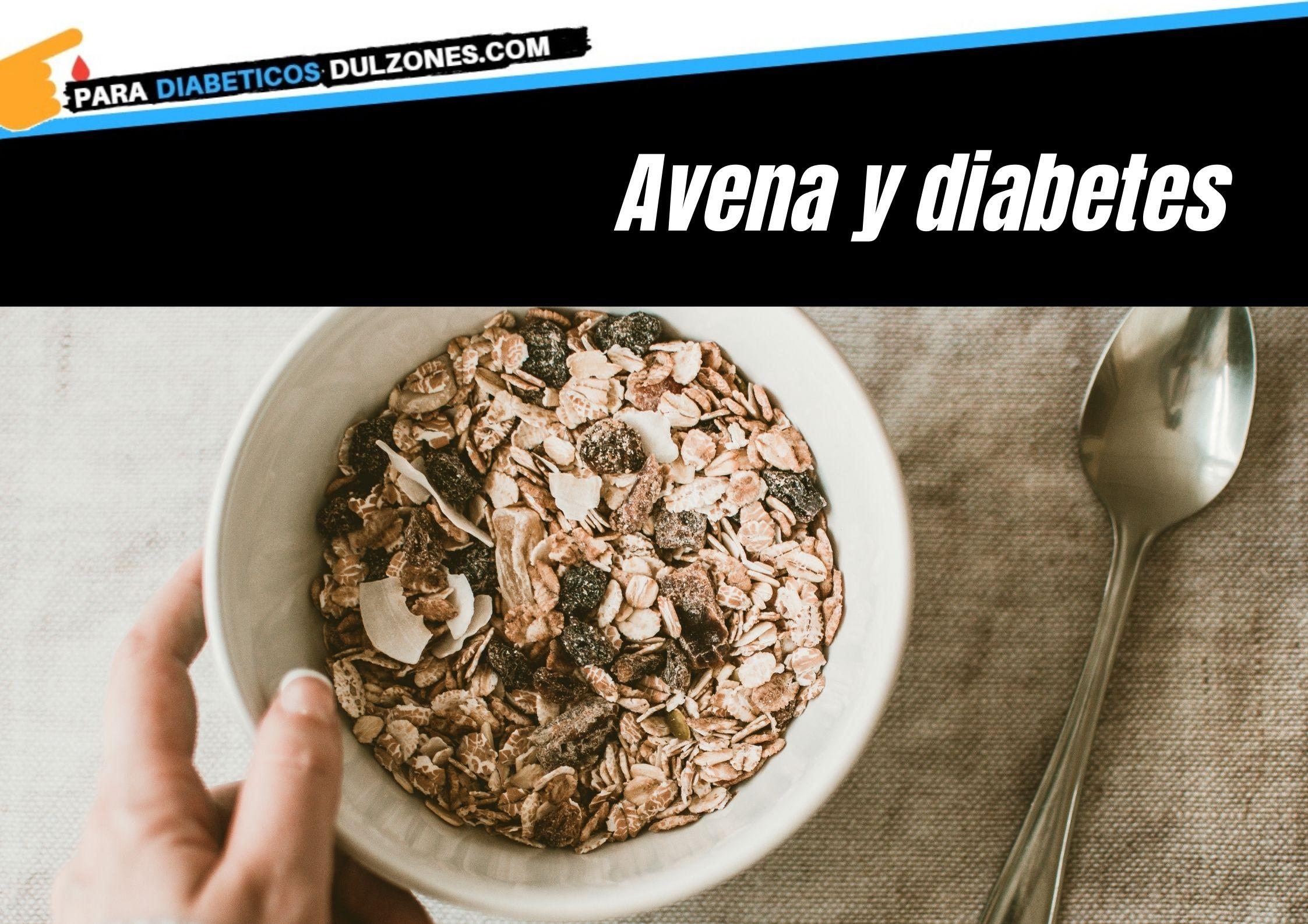 Avena y diabetes: Todo lo que debes saber sobre esta combinación