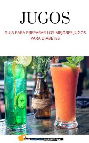 jugos para diabeticos