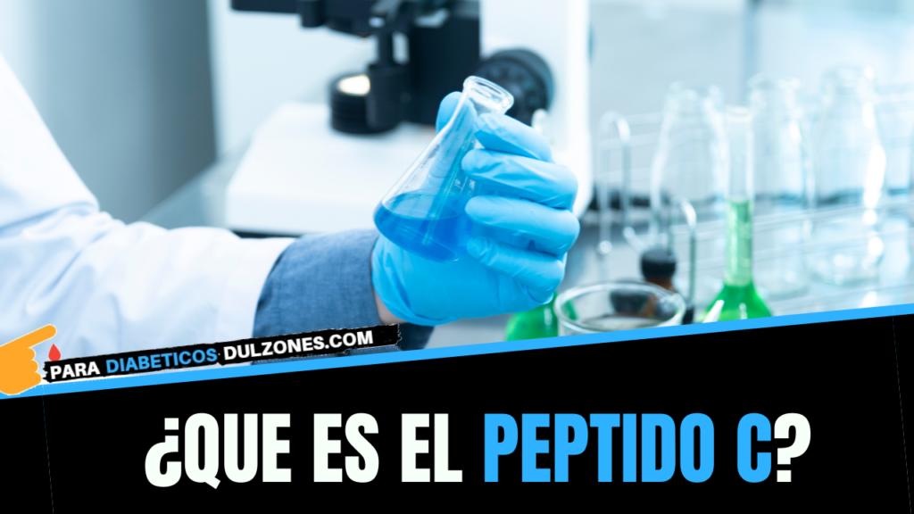 peptido c en diabetes tipo 1 y 2