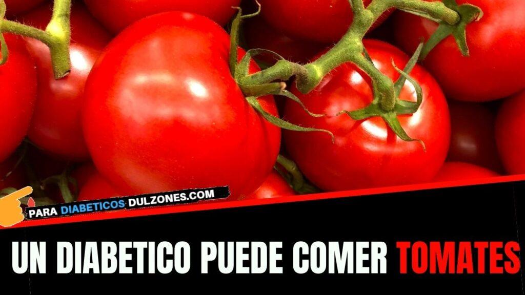 tomates diabetes