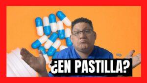 insulina en pastillas