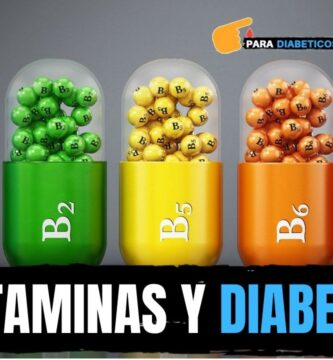 vitaminas y minerales para la diabetes