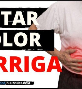 dolor de barriga y diarrea a que se debe
